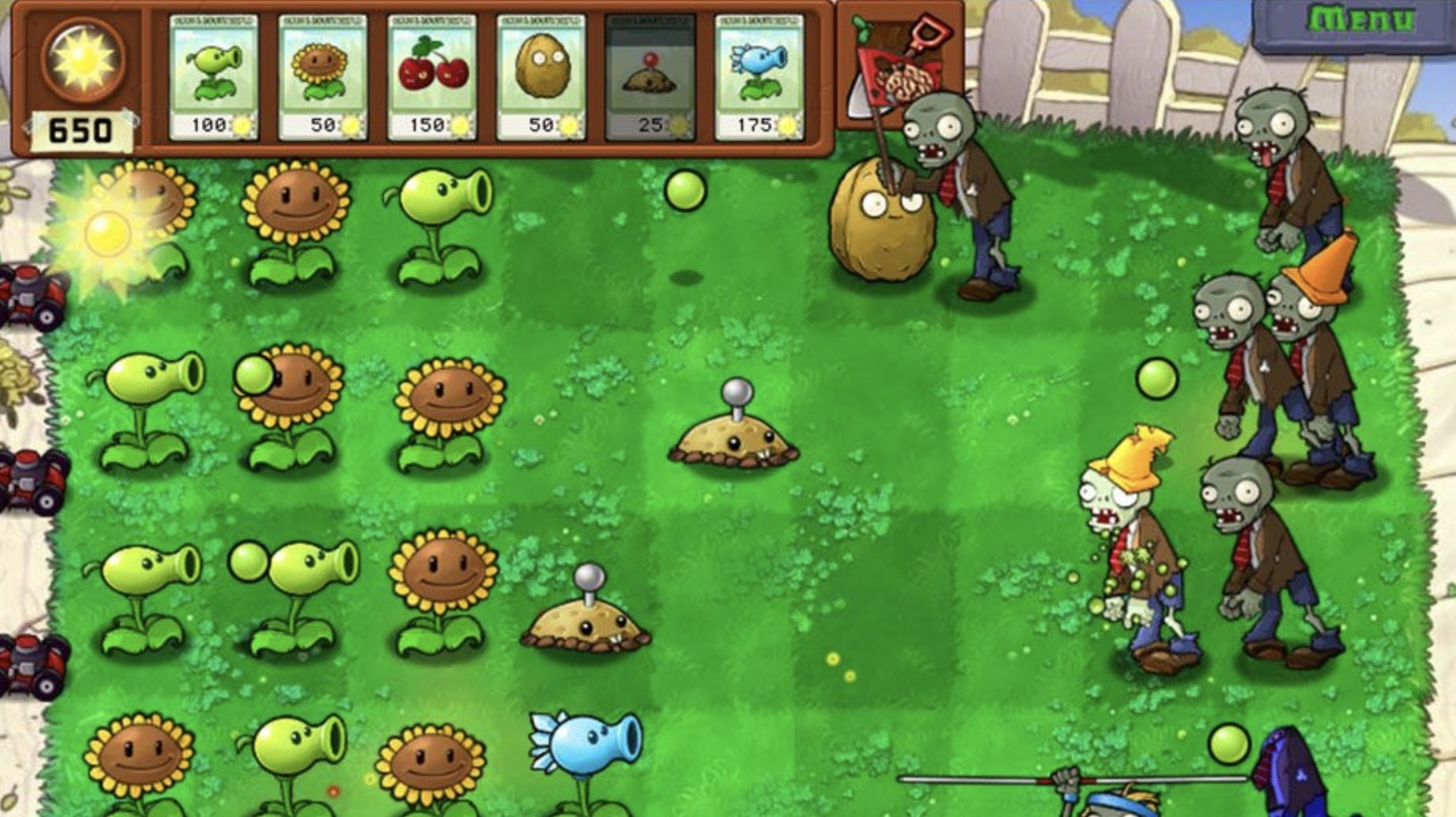 Plants Vs Zombies Online Spielen Kostenlos