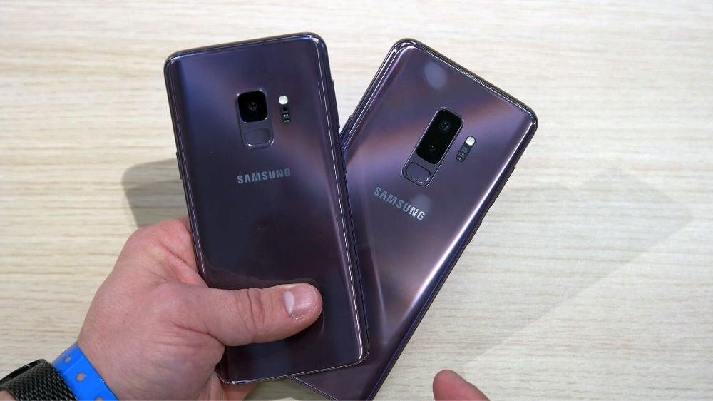 Samsung Galaxy S9 und S9+: Update mit August-Patch ist da