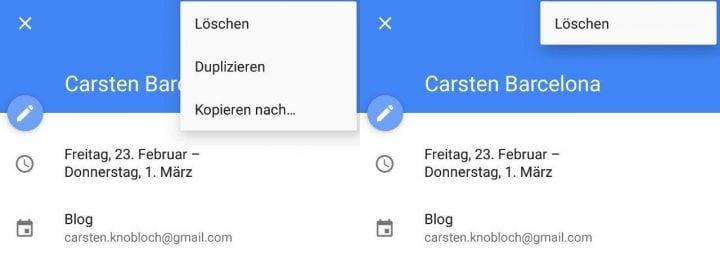 Google Kalender Termin Kopieren