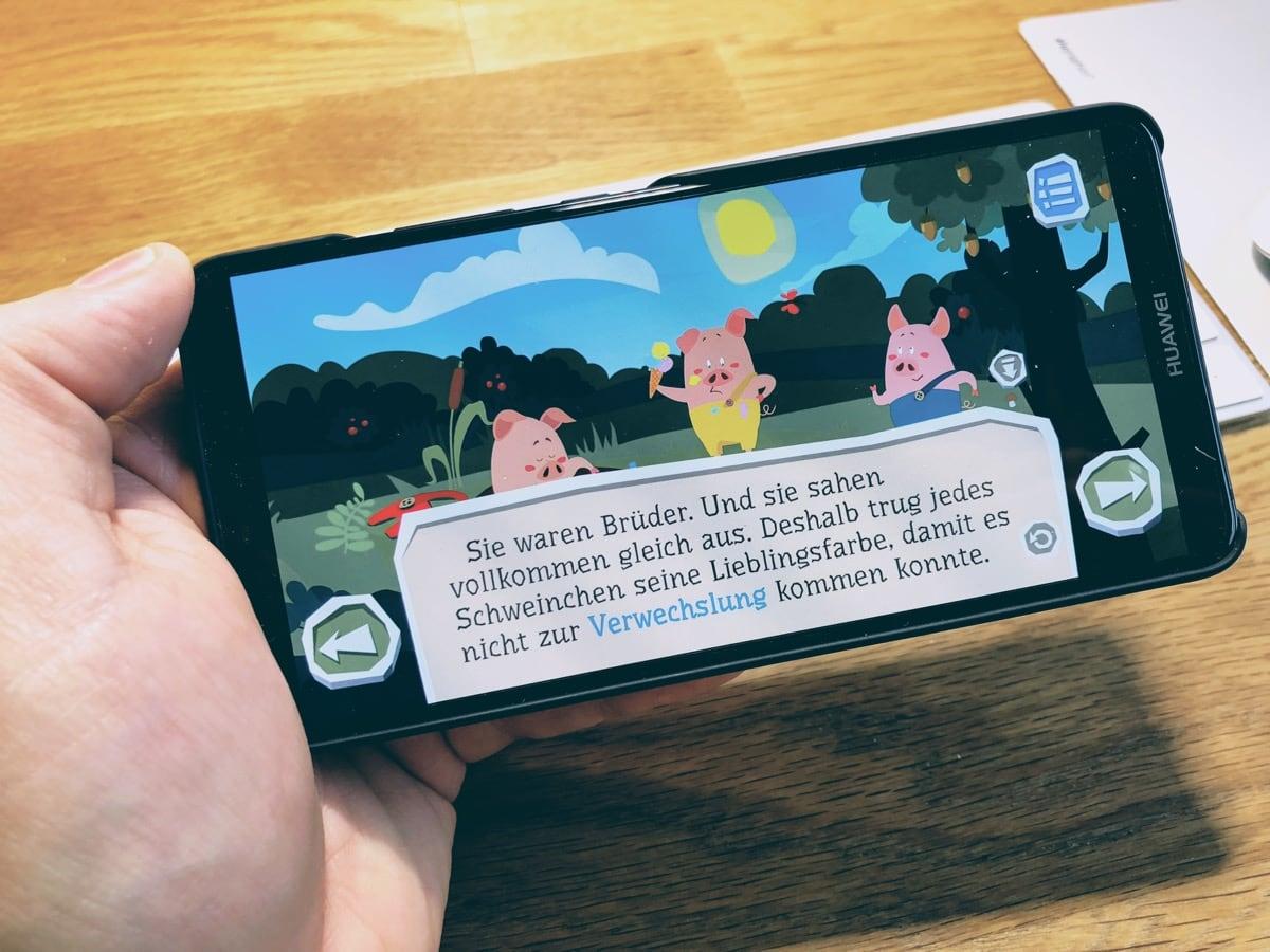 google play store drei kleine schweinchen kostenlos 2 99 euro sparen. Black Bedroom Furniture Sets. Home Design Ideas