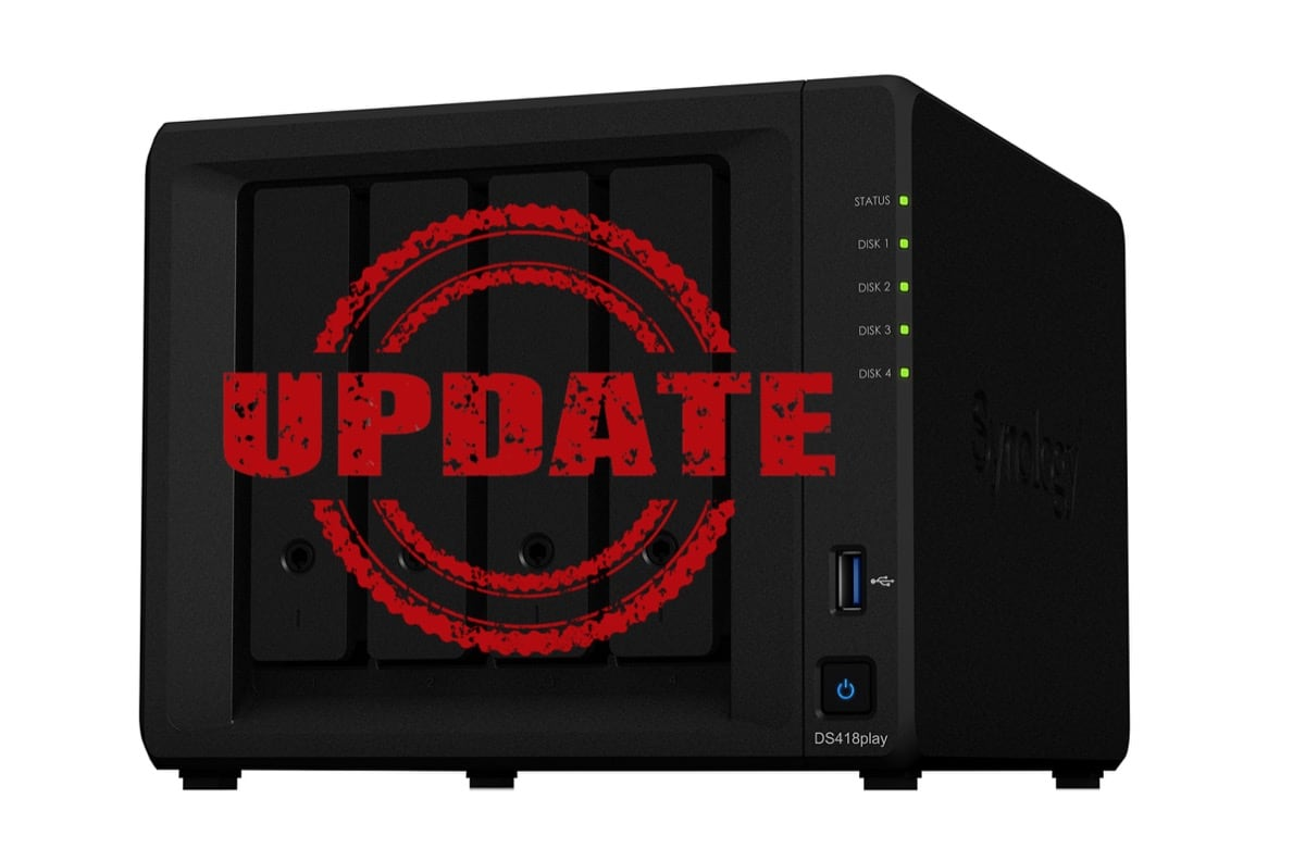 Synology: DSM 6.2.2.2-24922-3 als Update erschienen