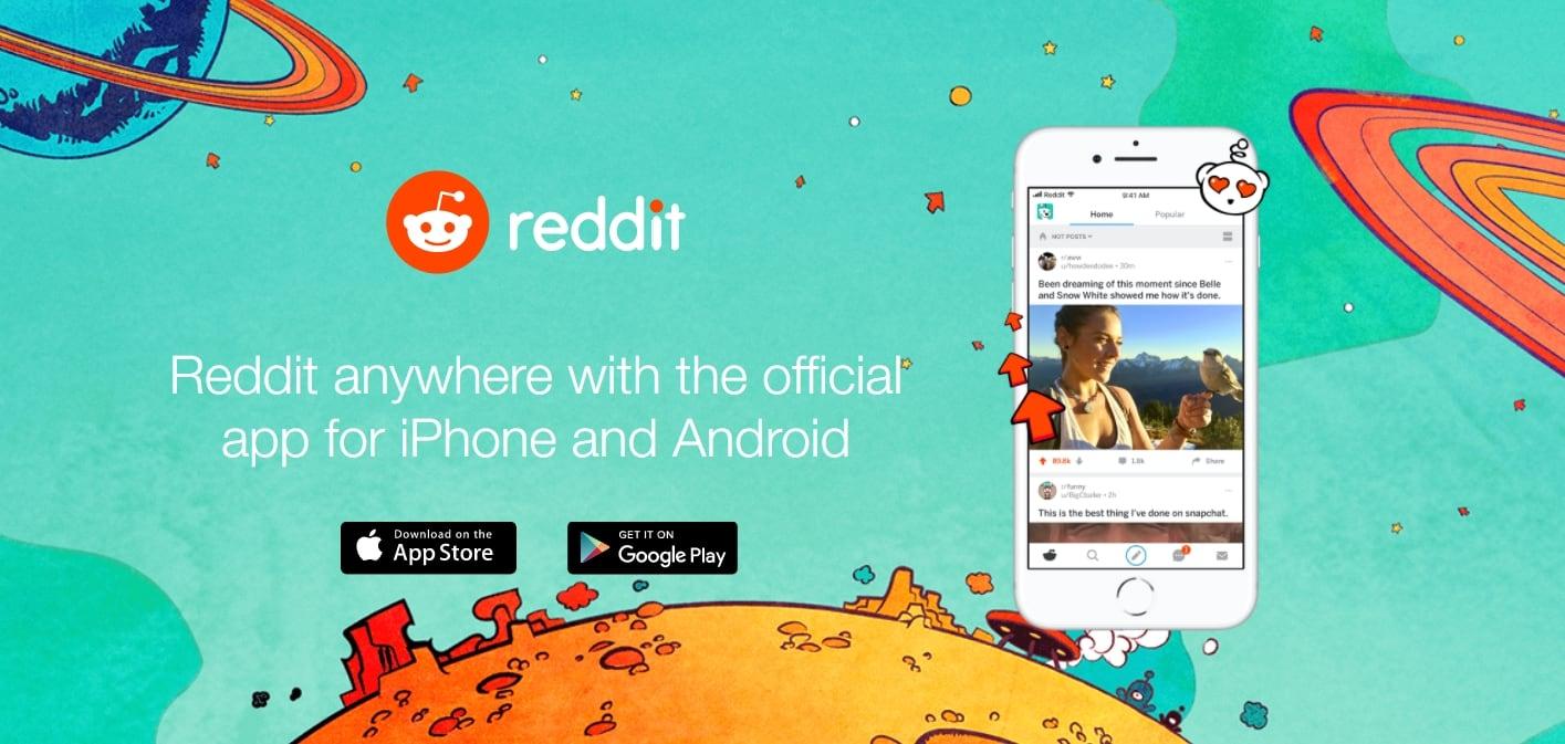 Reddit für Android: Beta-Version 3 0 bringt Nachtmodus