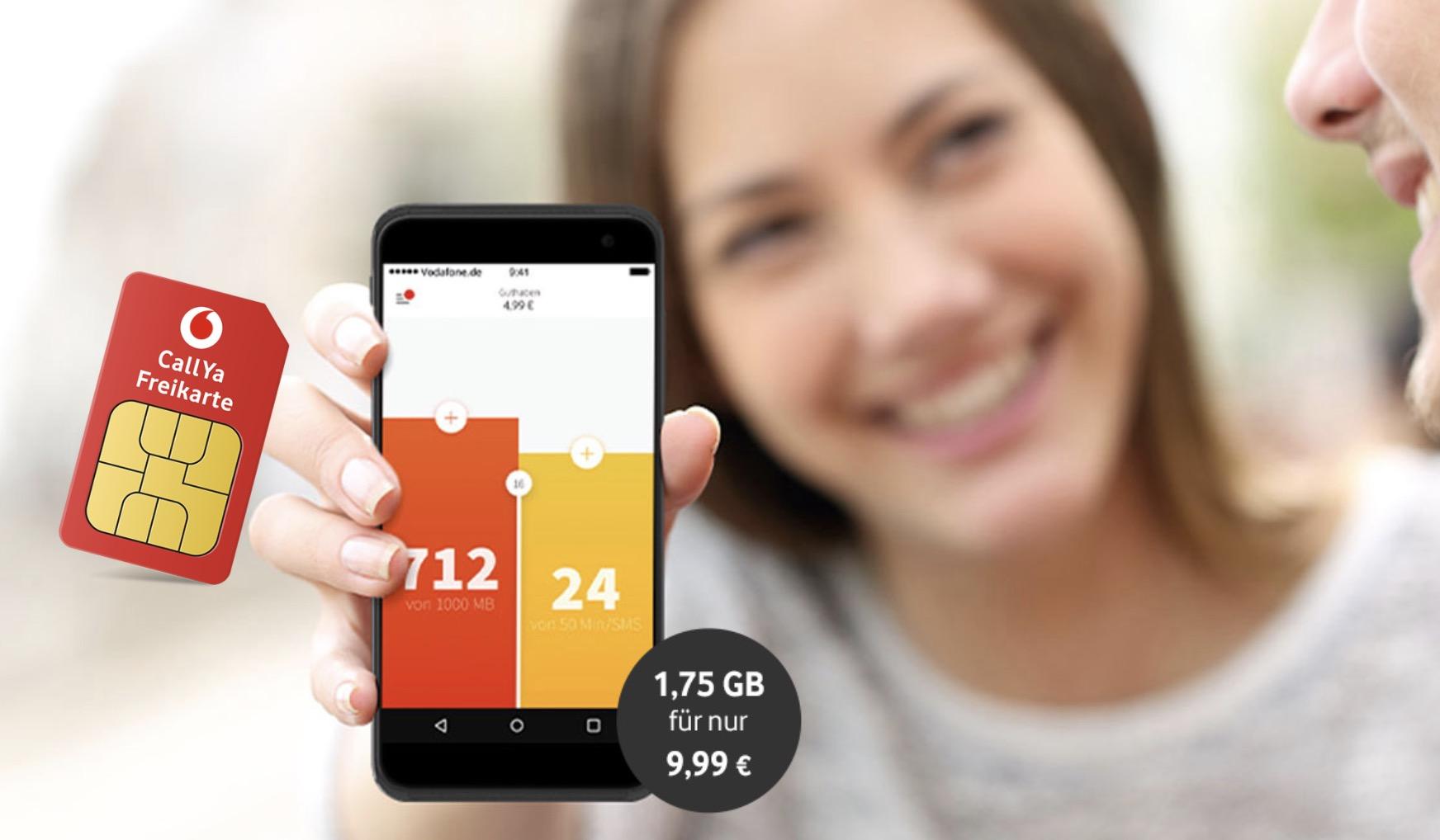 vodafone callya flex app weiterhin mit problemen. Black Bedroom Furniture Sets. Home Design Ideas