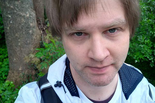 Nokia 7 Plus Selfie 1