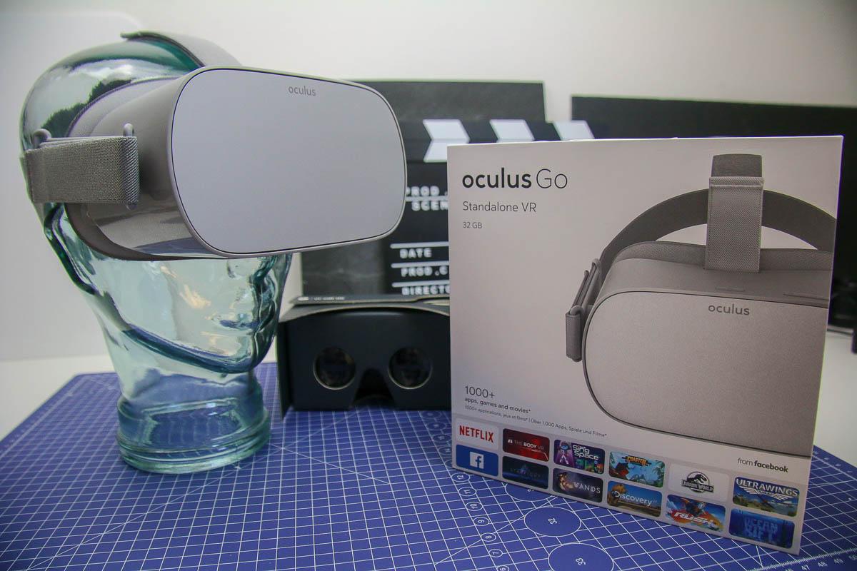 oculus go ab heute verf 195 188 gbar mein erster eindruck zum neuen ger 195 164 t