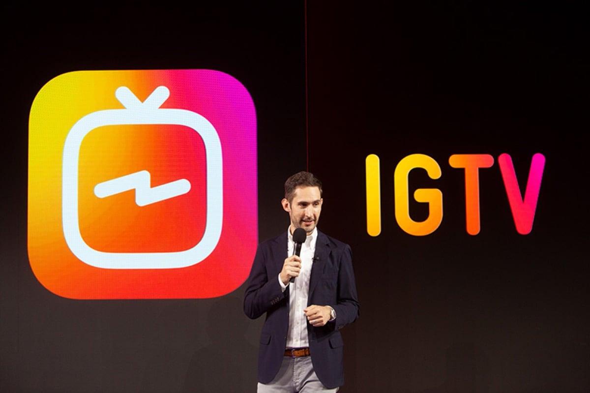 Instagram: IGTV als App oder Web-Erlebnis - Videos bis zu 60 Minuten