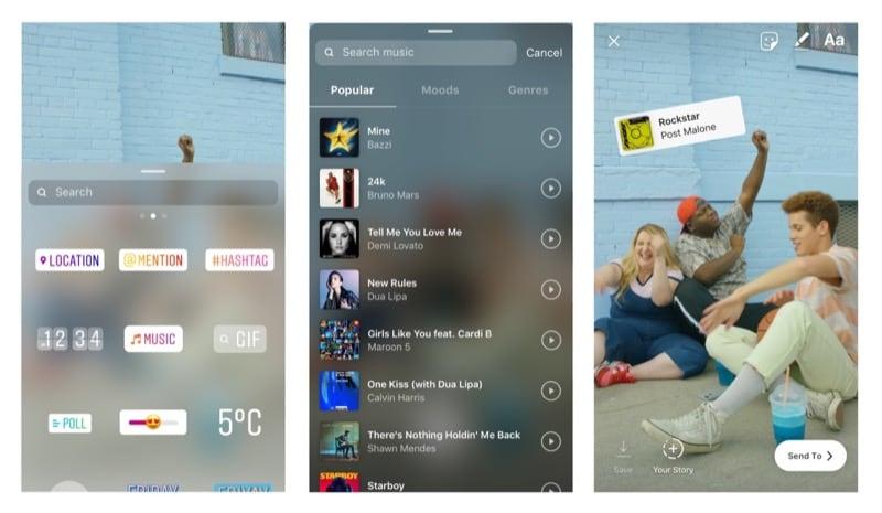 Konzern testet offenbar neue Story-Funktion — Instagram