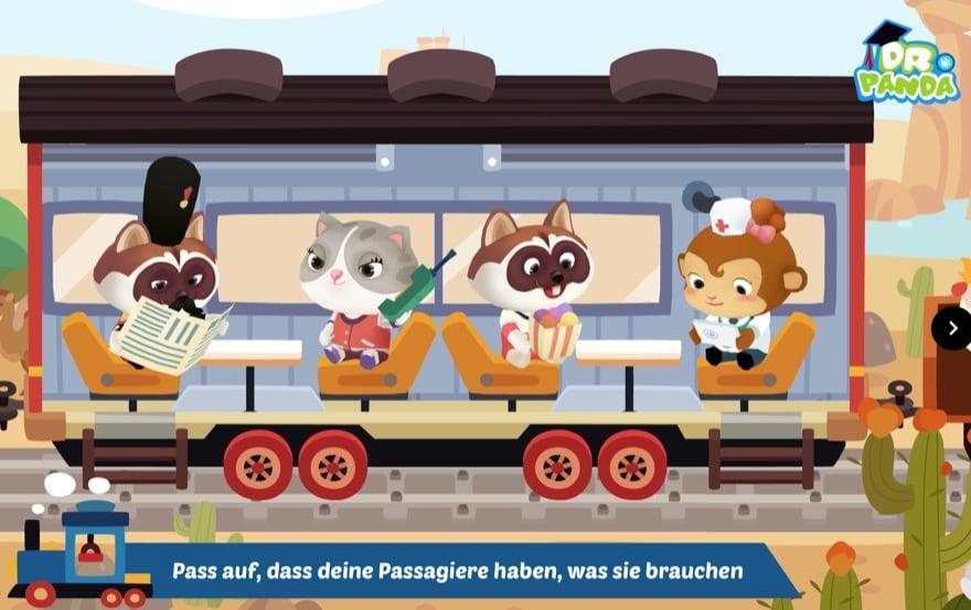 google play store dr panda eisenbahn kostenlos 2 29 euro sparen. Black Bedroom Furniture Sets. Home Design Ideas