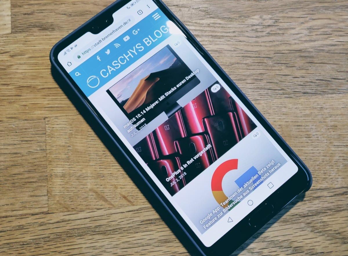 Huawei P20 Pro: Update auf EMUI 9.1 kommt in Deutschland an