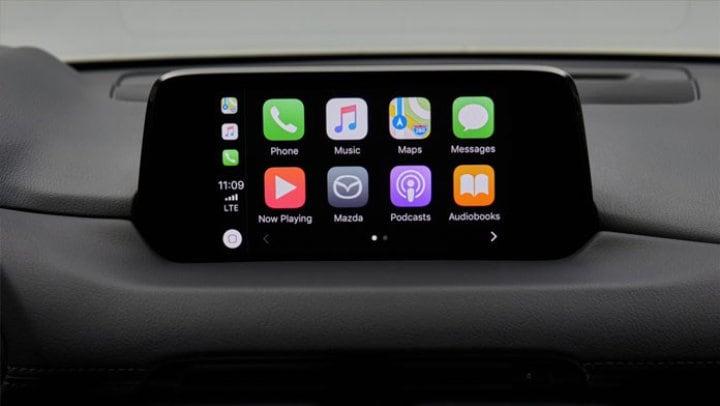 mazda apple car play und android auto in modellen ab 2013. Black Bedroom Furniture Sets. Home Design Ideas