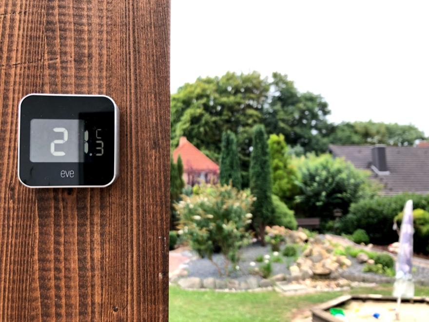 Eve Weather: Neuer Sensor mit Thread-Unterstützung passiert die FCC