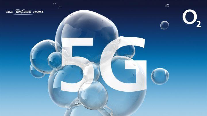 O2: Mehr 5G-Mobilfunktarife ab Juli