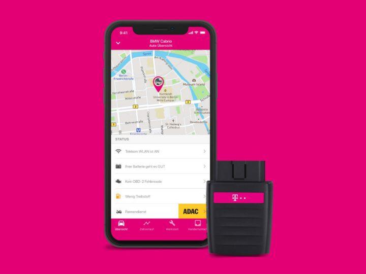Car Connect Telekom