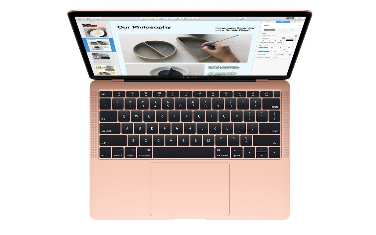 Apple will kommende MacBook Air und MacBook Pro mit neuen Tastaturen versehen