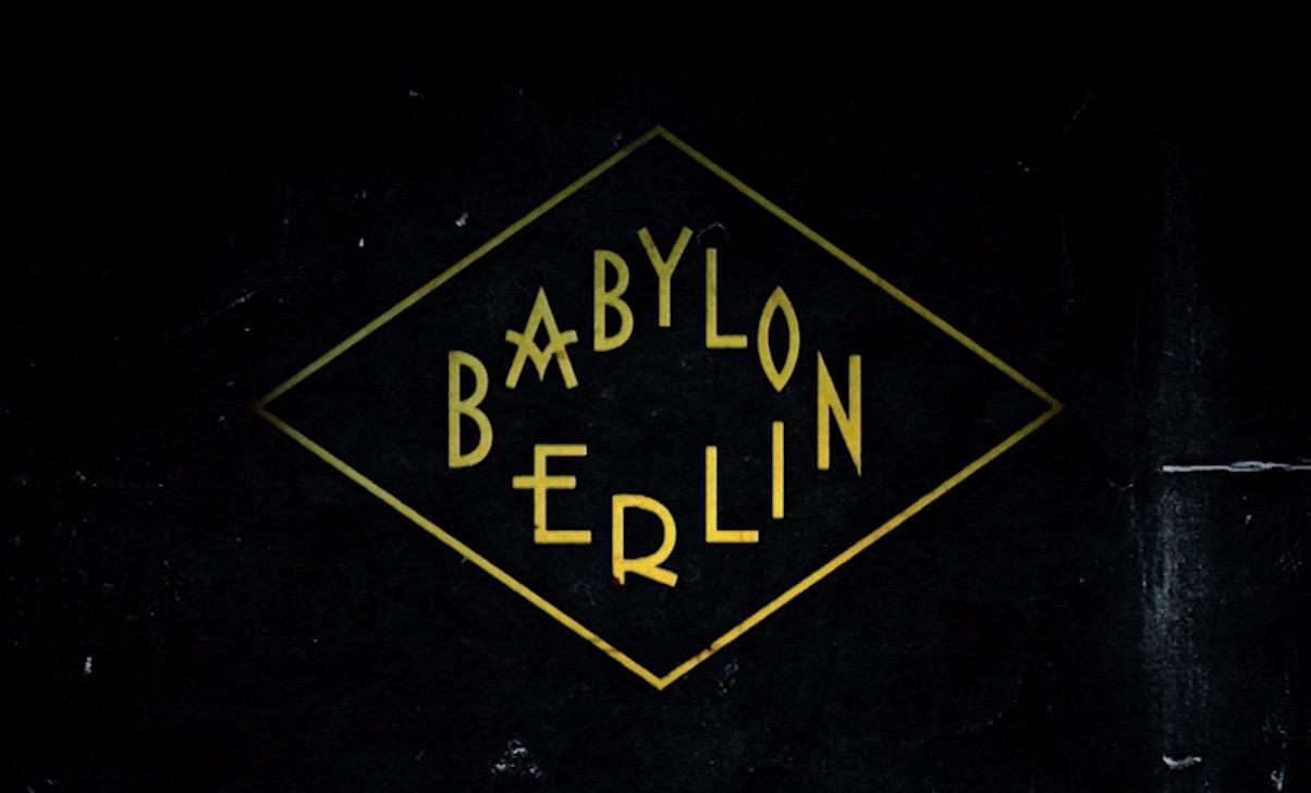 Babylon Berlin Dritte Staffel