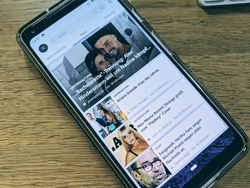 Microsoft Launcher für Android: Version 5.5 bringt adaptive Icons mit