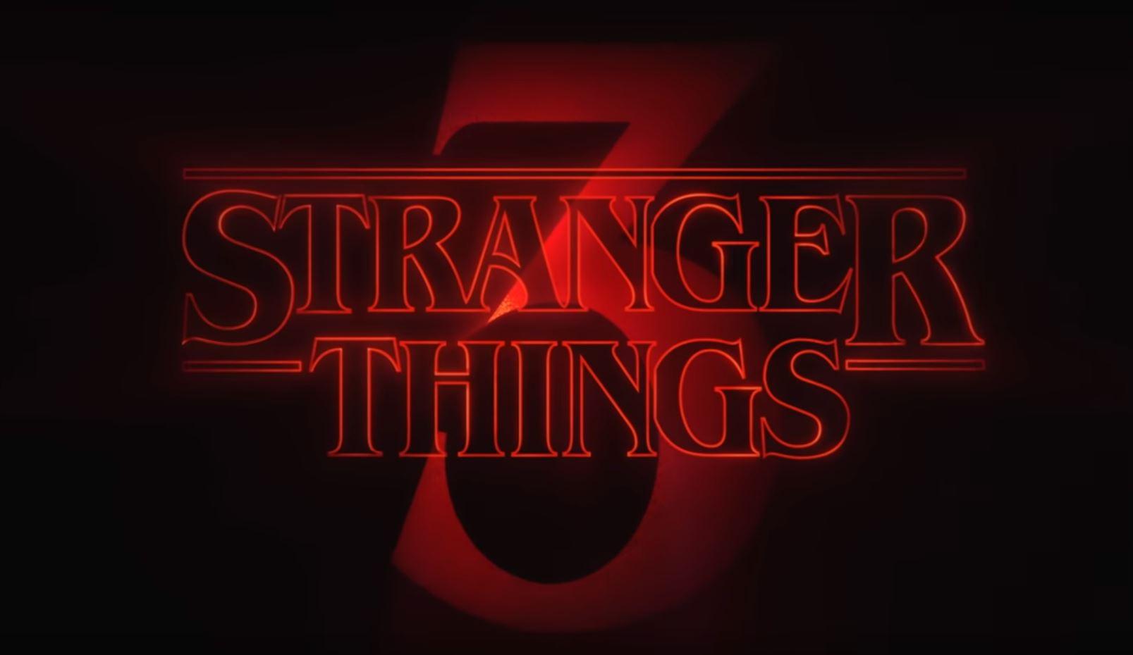 Stranger Things Dritte Staffel