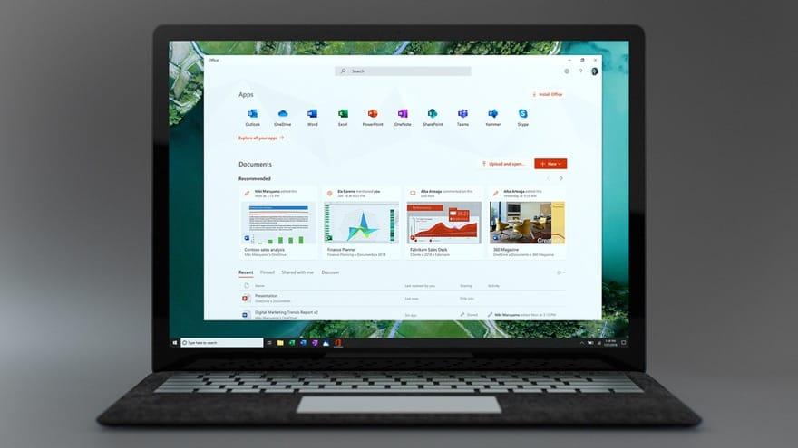Windows 10: Neue Office-App ab sofort für alle verfügbar
