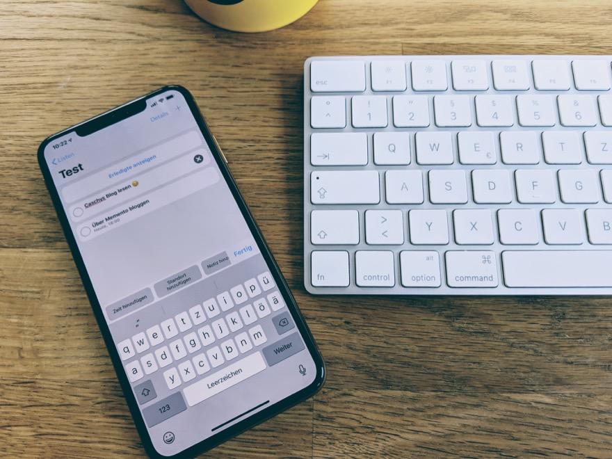Memento 3.0 erschienen: Diese App soll Apples Erinnerungen verbessern
