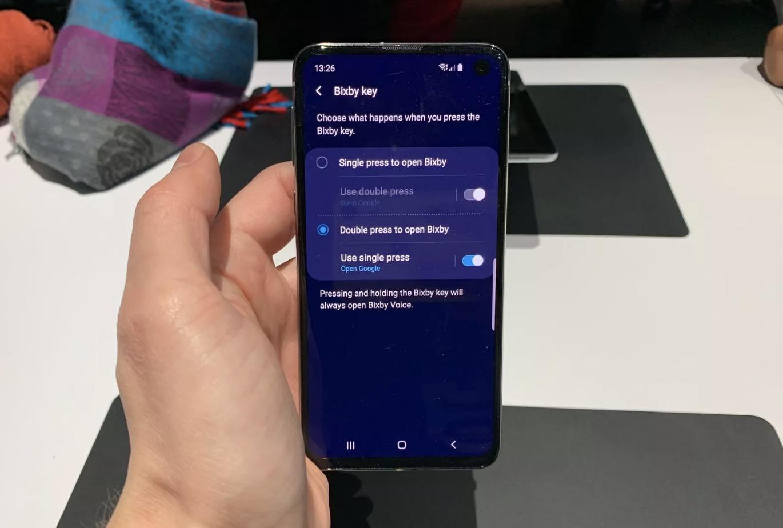 bixby samsung s9 abstellen taste blockieren