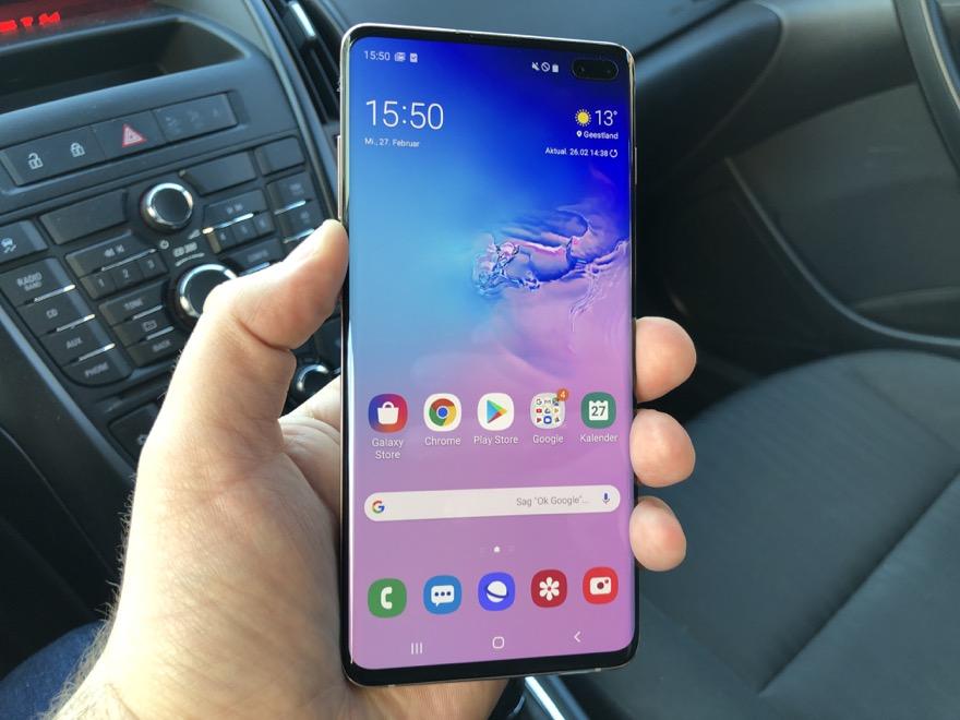 Samsung Galaxy S10 erhalten monatliche Sicherheits-Updates, S7 nur noch quartalsweise