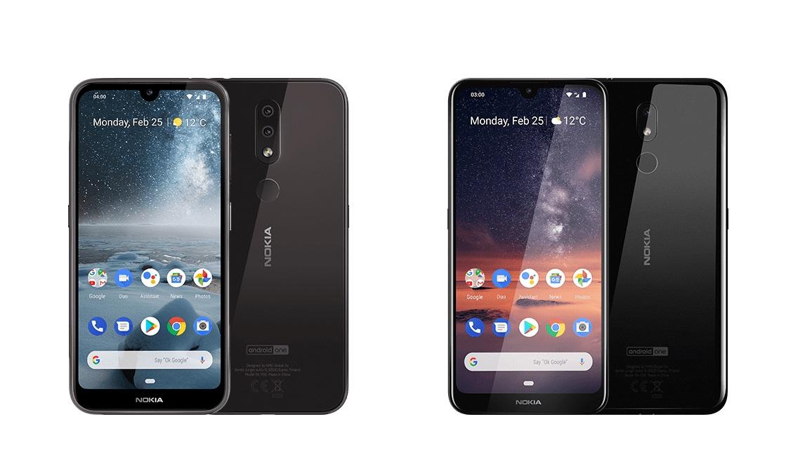 nokia 3 2 und 4 2 zwei neue einstiegs smartphones mit. Black Bedroom Furniture Sets. Home Design Ideas