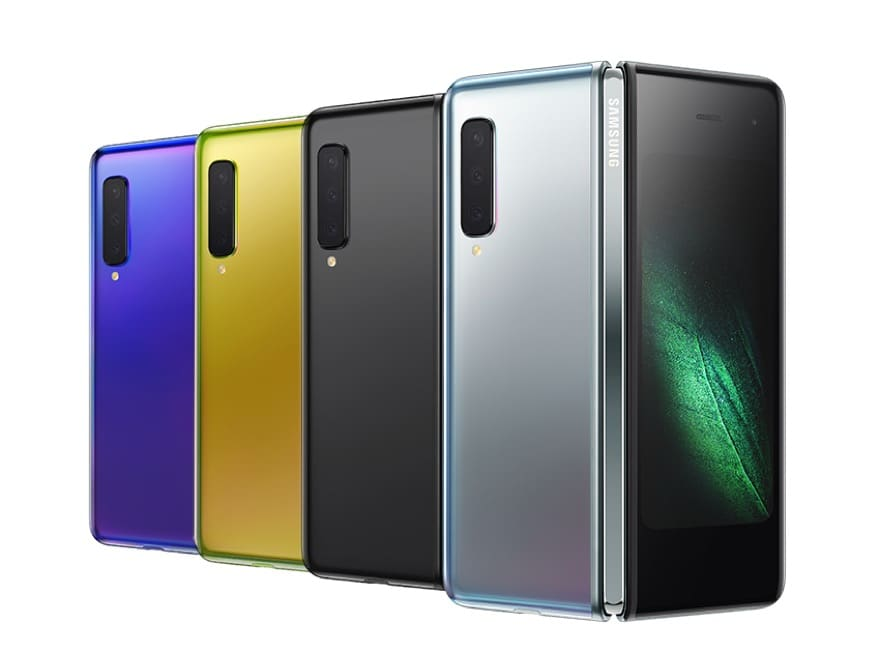 Kannste knicken: Das Display des Samsung Galaxy Fold macht schon jetzt Probleme