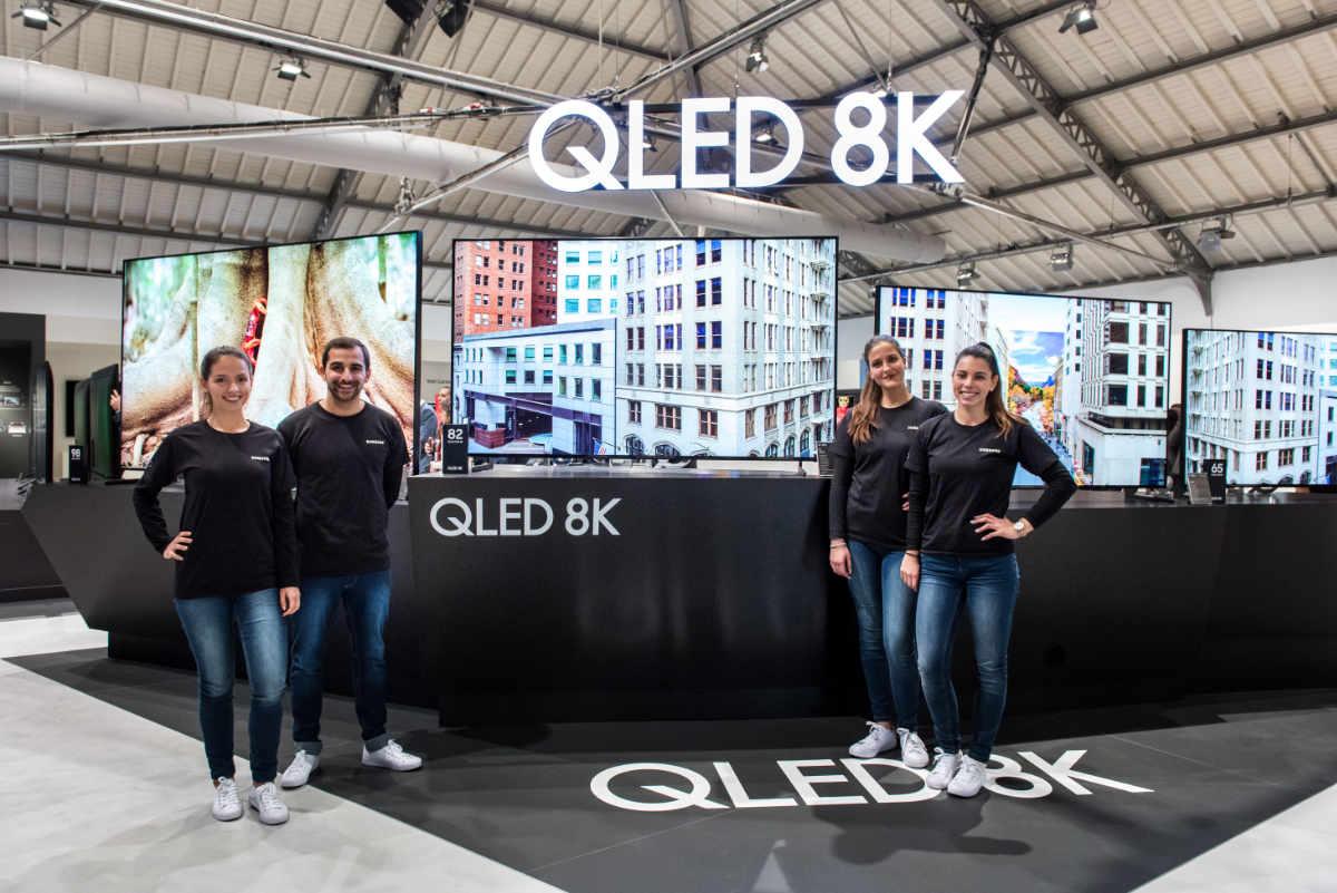 samsung qled 2019 hdmi 2 1 bieten vorerst nur die 8k modelle. Black Bedroom Furniture Sets. Home Design Ideas