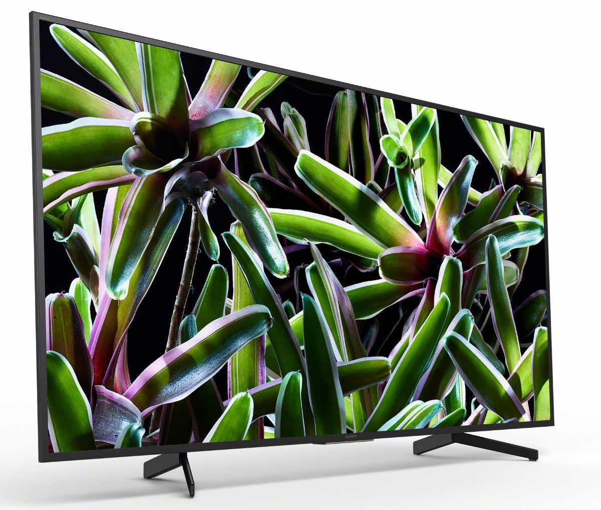 sony k ndigt 15 neue fernseher der modellreihen xg83 xg81. Black Bedroom Furniture Sets. Home Design Ideas