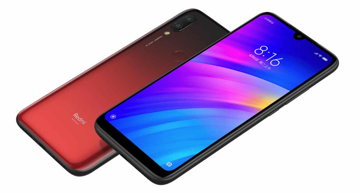 Xiaomi Redmi 7: Schickes Einstiegs-Smartphone mit Mini-Notch