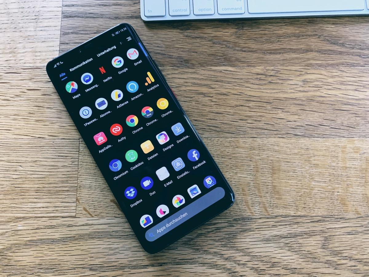 Huawei Mate 20 Pro: 9.0.0.238 (C432E10R1P16) mit April-Patch veröffentlicht