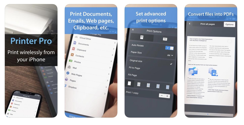 Printer Pro von Readdle gerade für iOS kostenlos