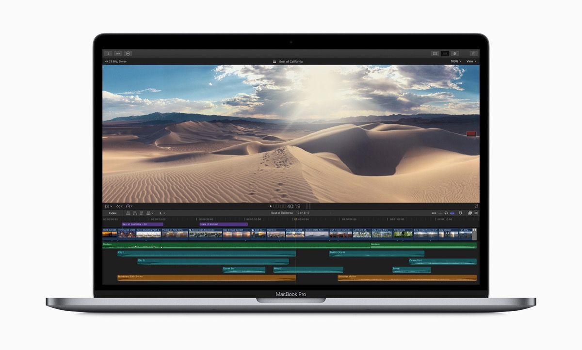 Apple MacBook Pro 2019 bekommt schnellere Prozessoren