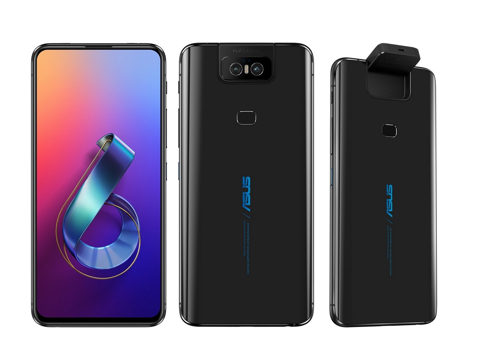 ASUS Zenfone 6 mit Klapp-Kamera ist offiziell