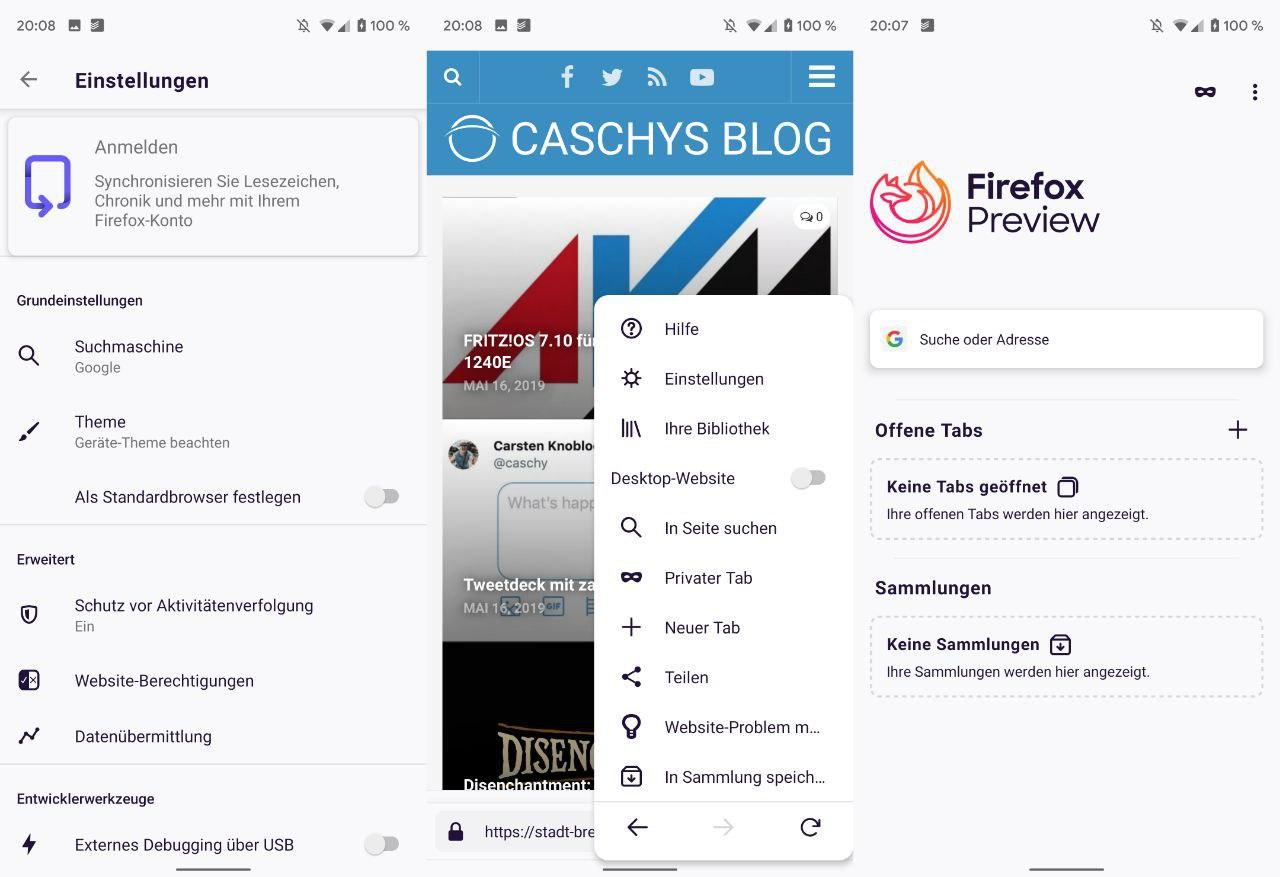 Firefox Fenix Download