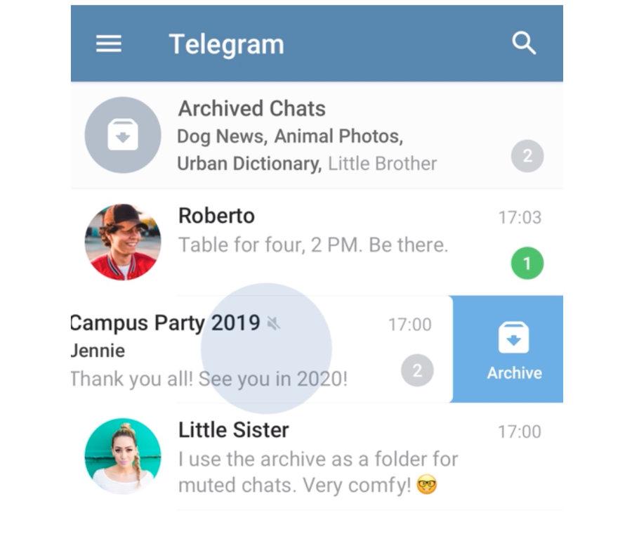 Verlauf wiederherstellen telegram gelöscht Telegram: Nachrichten