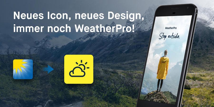 WeatherPro: Bestandsnutzer werden bald auch wieder als solche behandelt