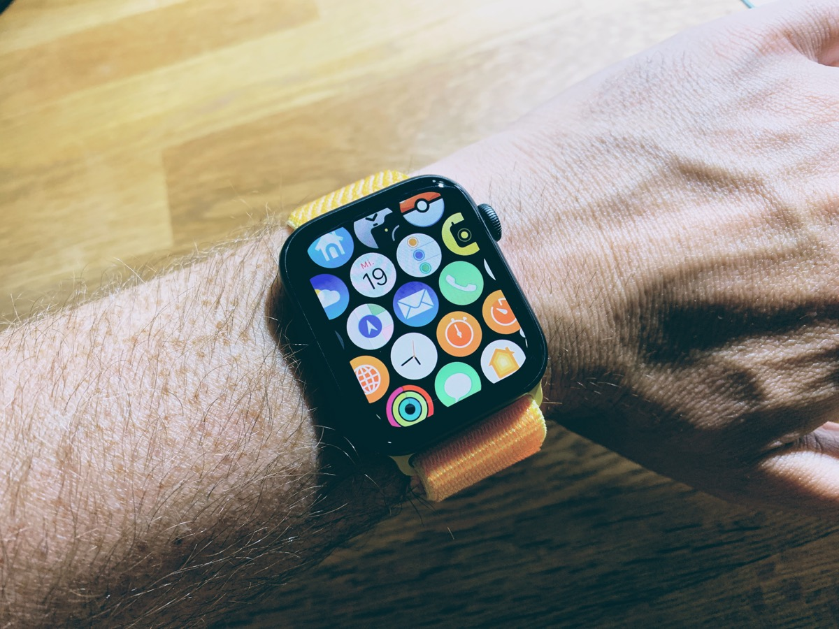 Apple Watch: Stock-Apps lassen sich mit watchOS 6 entfernen
