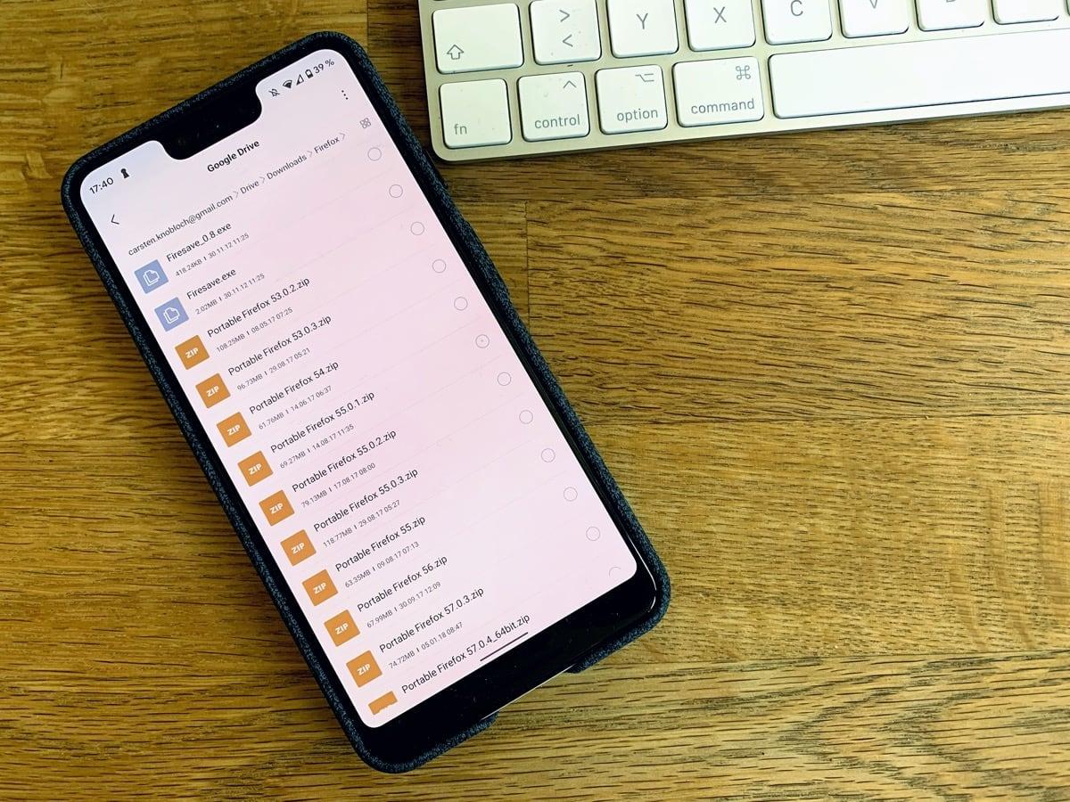 Xiaomi: Mi File Manager integriert Google Drive