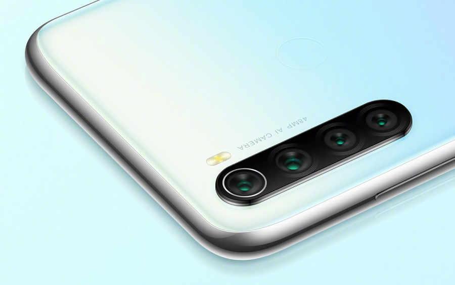 Redmi Note 8 auf offiziellen Bildern, kommt mit Qualcomm Snapdragon 665