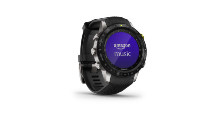 Amazon Music ab sofort für einige Smartwatches von Garmin verfügbar