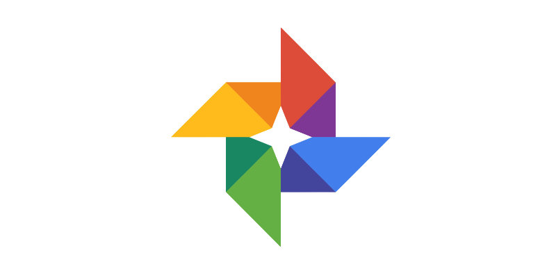 Google Fotos: Funktion zur Perspektivkorrektur in Arbeit