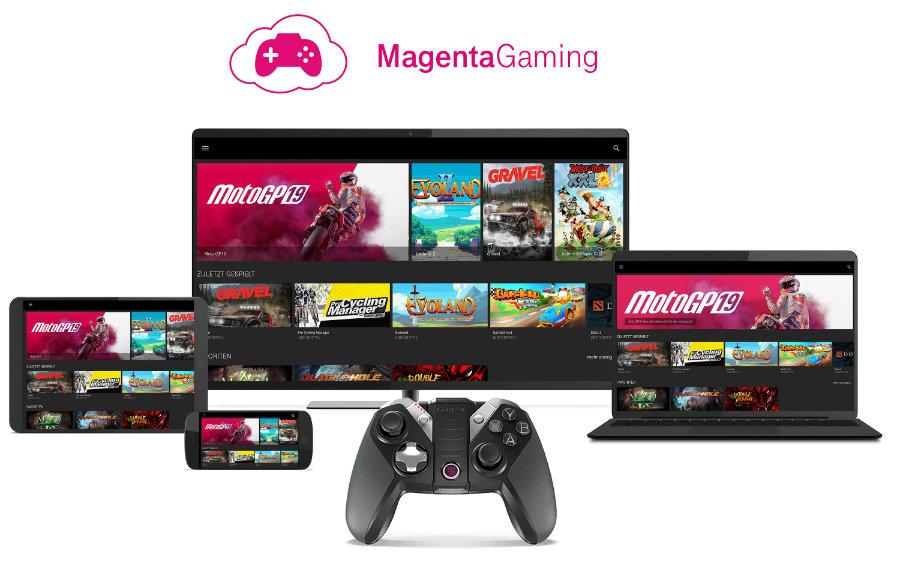 Telekom MagentaGaming: Am 24. August startet die Beta des Cloud-Gaming-Dienstes und so sieht sie aus