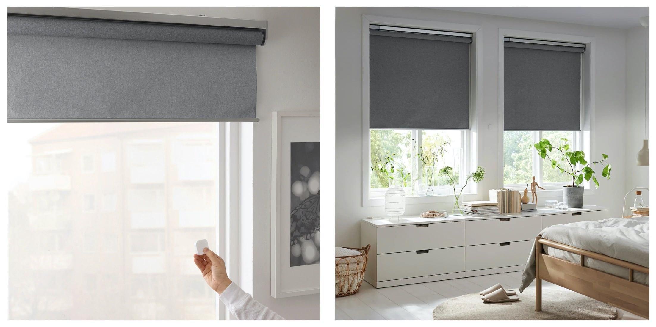IKEA: Bald HomeKit-Unterstützung für FYRTUR & KADRILJ, Alexa vermutlich etwas später