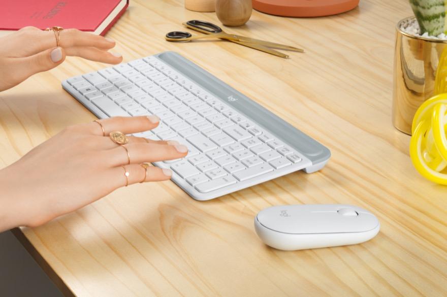 Logitech MK470 Slim Wireless: Neues Tastatur-Maus-Set angekündigt