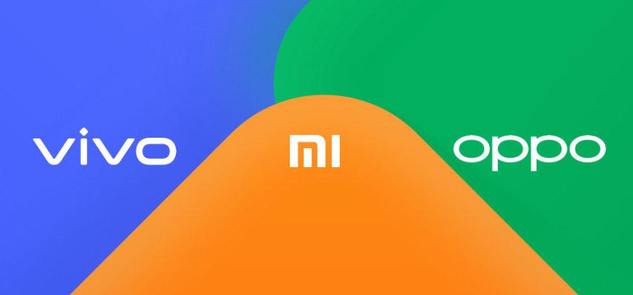 Xiaomi, Vivo und Oppo: Gemeinsame Sache beim File-Sharing zwischen Geräten