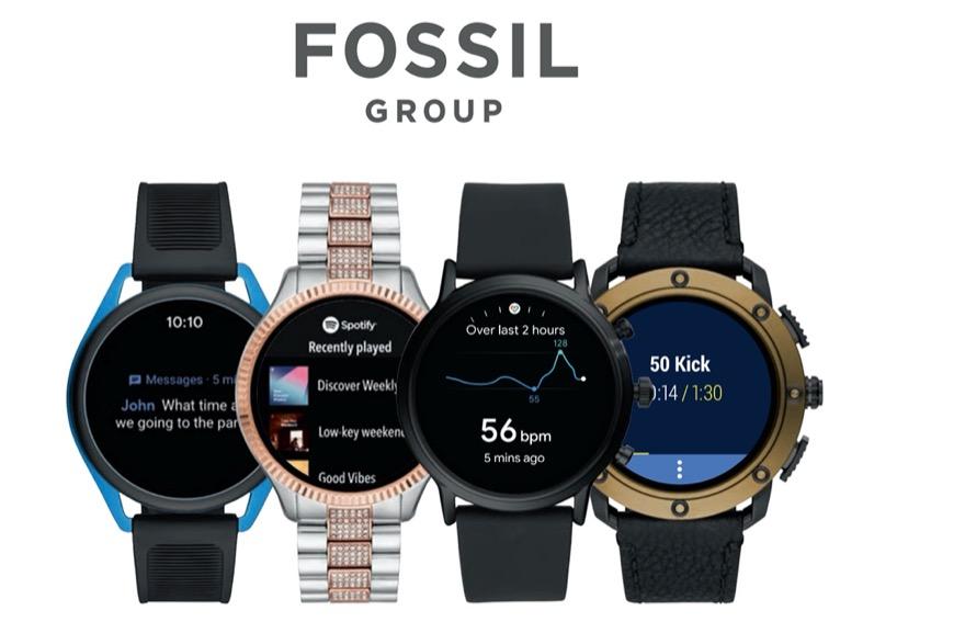 IFA 2019: Fossil stellt neue Wear-OS-Smartwatches vor – Michael Kors Access, Emporio Armani Connected, Diesel On Axial und die Puma Smartwatch