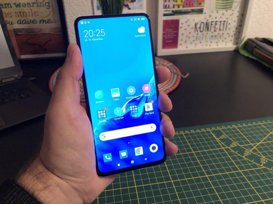 Im Kurztest: Das Xiaomi Mi 9T Pro mit Snapdragon 855
