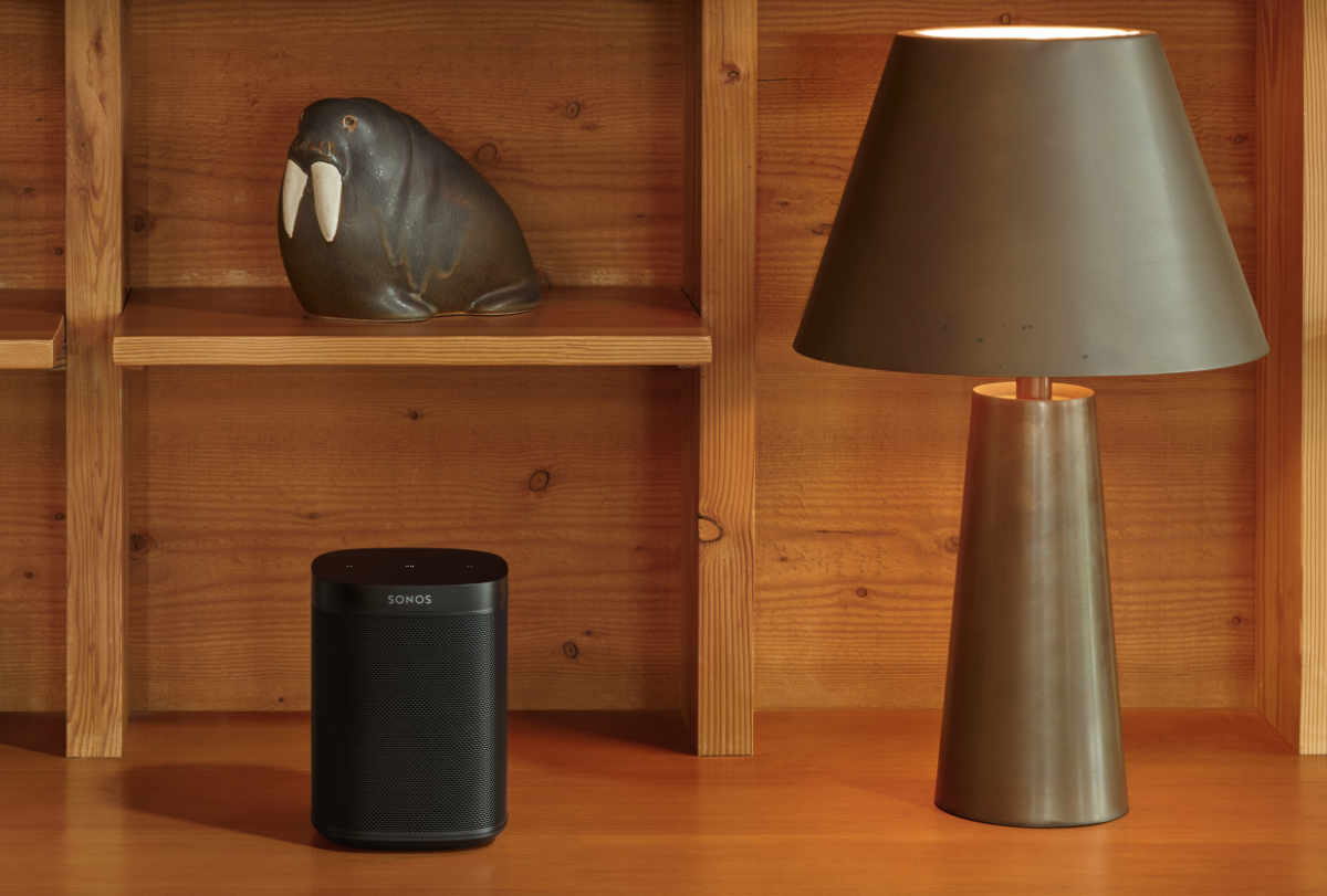 Sonos One SL: Neuer Wi-Fi-Speaker für 199 Euro
