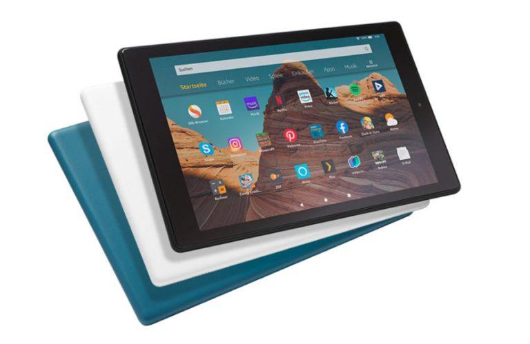 Amazon Fire Tablet Android Installieren